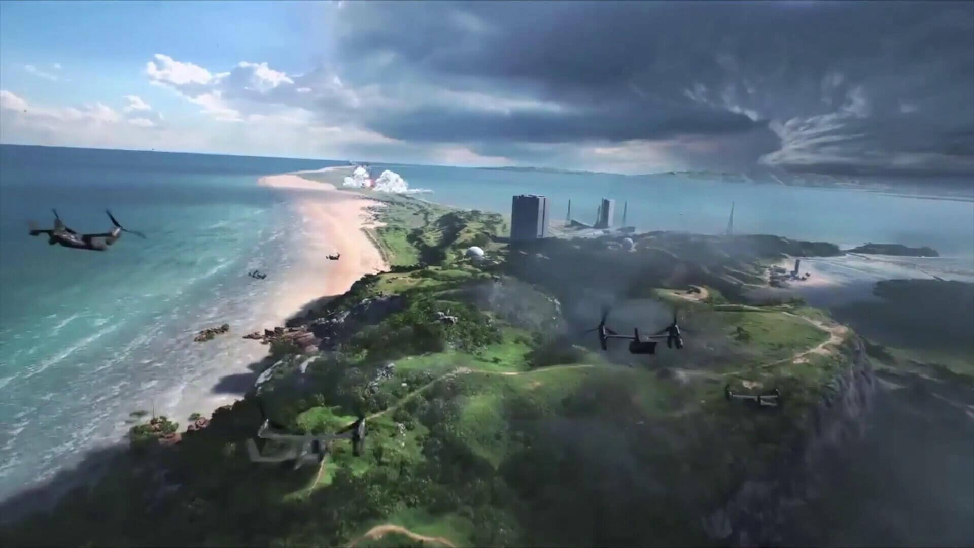 《战地6》实机片段泄露:战斗激烈 场面震撼