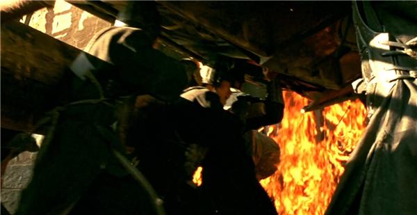 《城墙内外》影视篇:胶卷上燃烧的极致的攻守