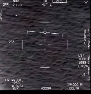 奥巴马证实美军看到的UFO是真的:有些外星人秘密我不能说