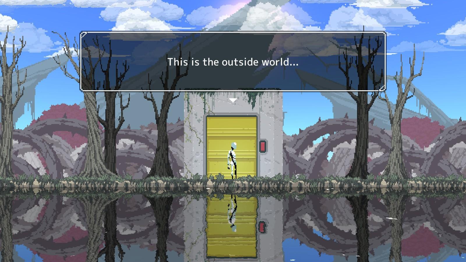 像素冒險《雙面世界》7月16日登陸PC 畫風清晰唯美