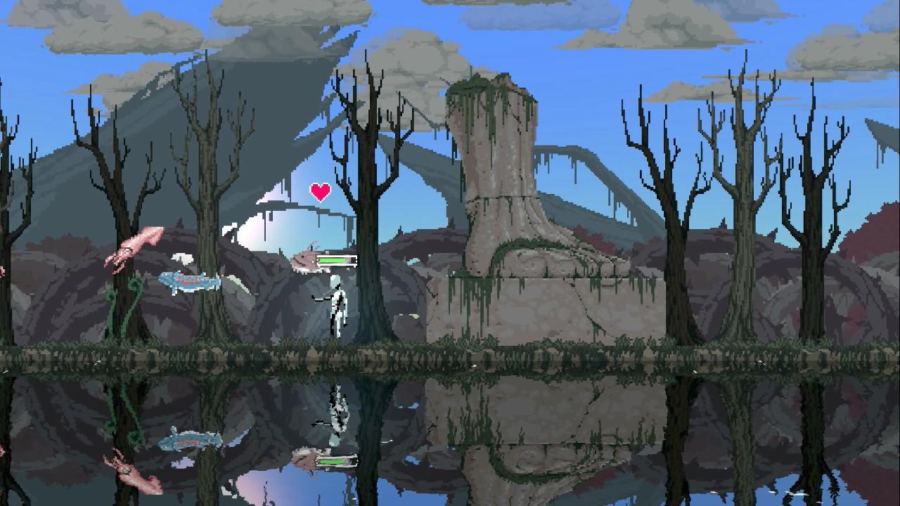 像素冒险《双面世界》7月16日登陆PC 画风清晰唯美