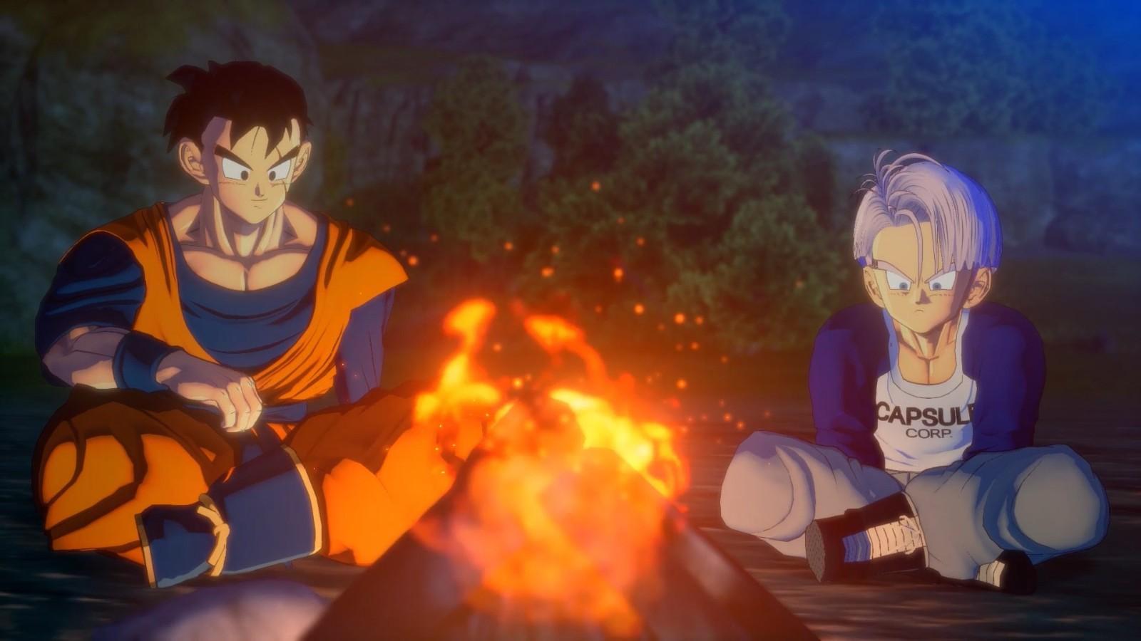 《七龍珠 Z:卡卡洛特》第三彈DLC全新截圖 今夏推出