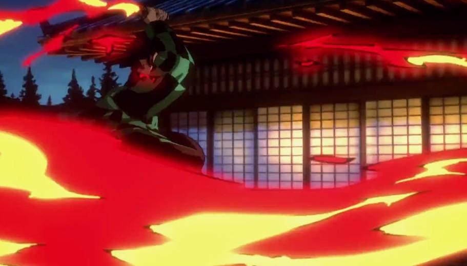 《鬼灭之刃:火神血风谭》最新角色宣传片 炭治郎登场亮相