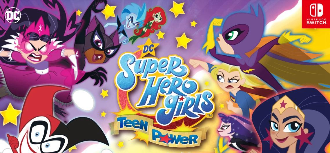 《DC超级英雄美少女:少女力量》最新预告 6.4日登陆Switch
