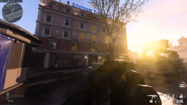 《使命召唤:战区》开发人员承诺解决Verdansk '84更新后太阳光晕问题