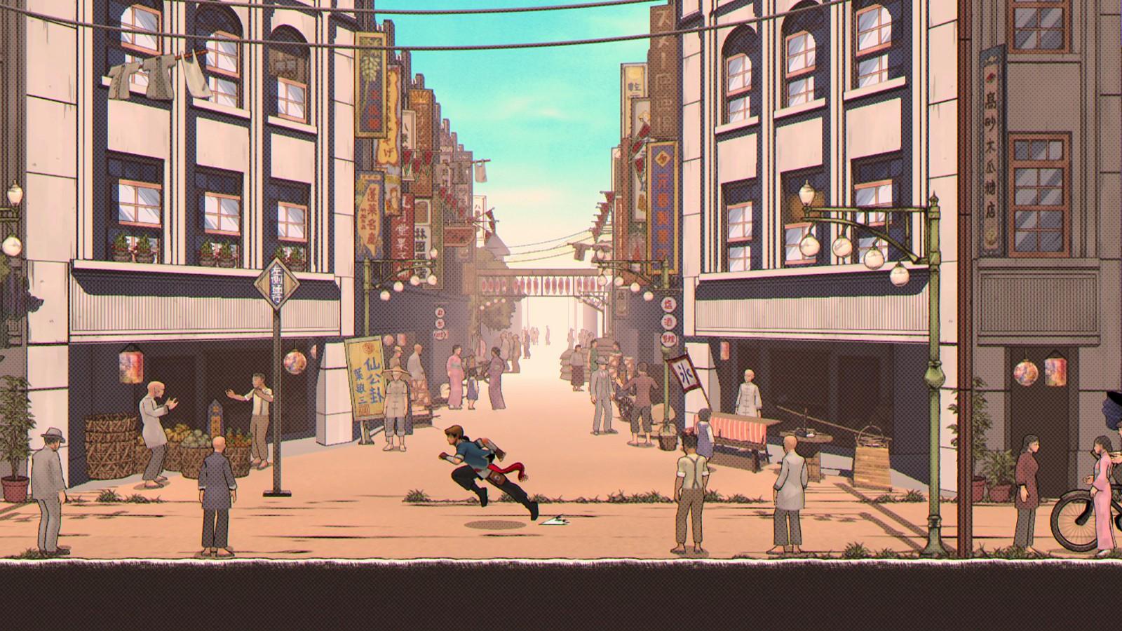 台湾抗日奇侠游戏《廖添丁:绝代凶贼之死期》上架Steam