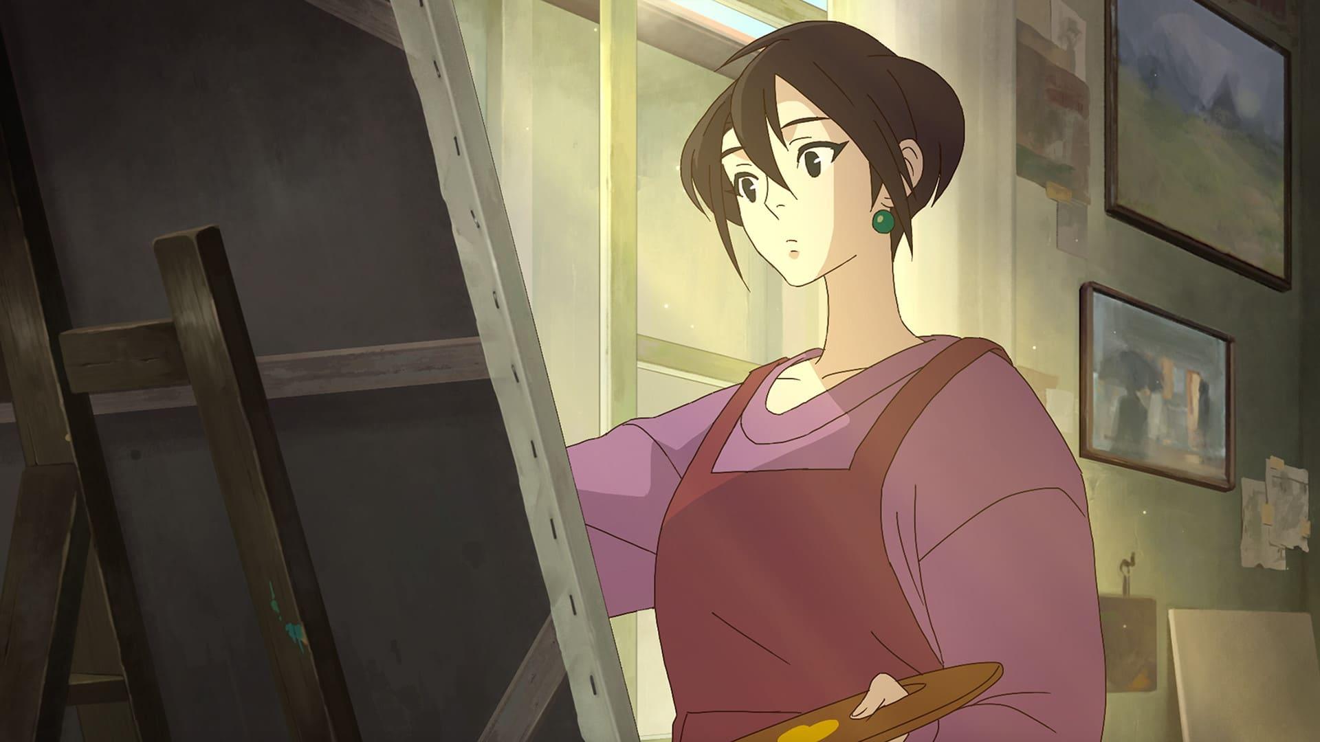 吉卜力风格互动小说《倾听画语》即将登陆Steam 用画笔感受人生