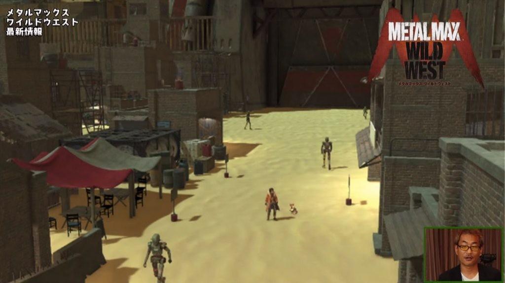 《重装机兵:狂野西部》延期 新主角形象首次公开