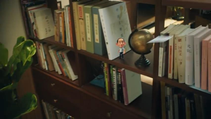以袁隆平Q版抽象为配角的科普动画片表态 值得一看。
