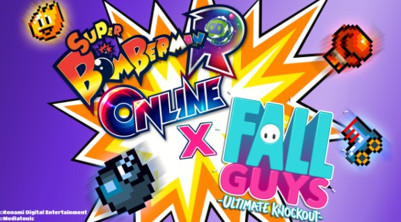 基本免费《超级炸弹人R OL》上线多平台 确定联动《糖豆人》