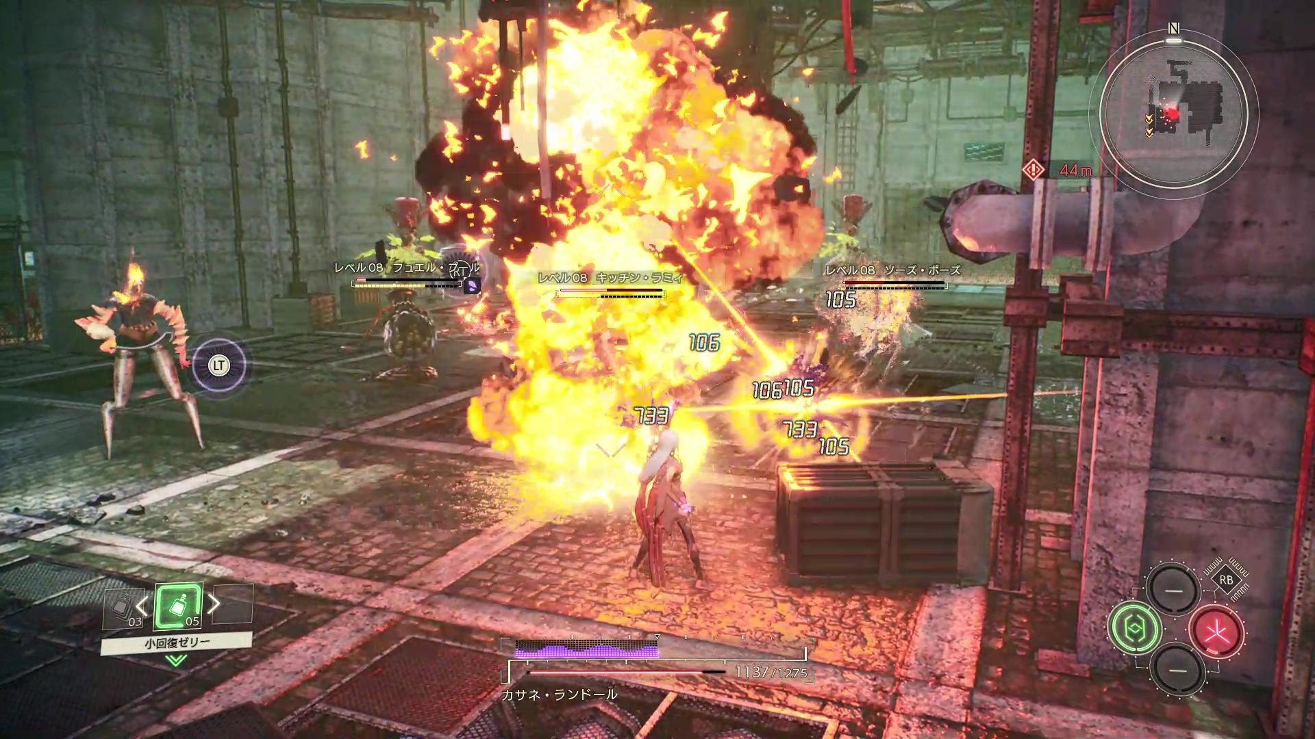 《绯红结系》PS4/PS5试玩版今日上线 更多精彩截图公开