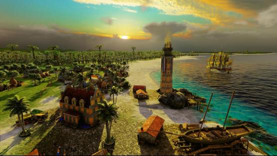 策略游戏《海商王4》NS繁中版今日发售以及奖励项目免费发布