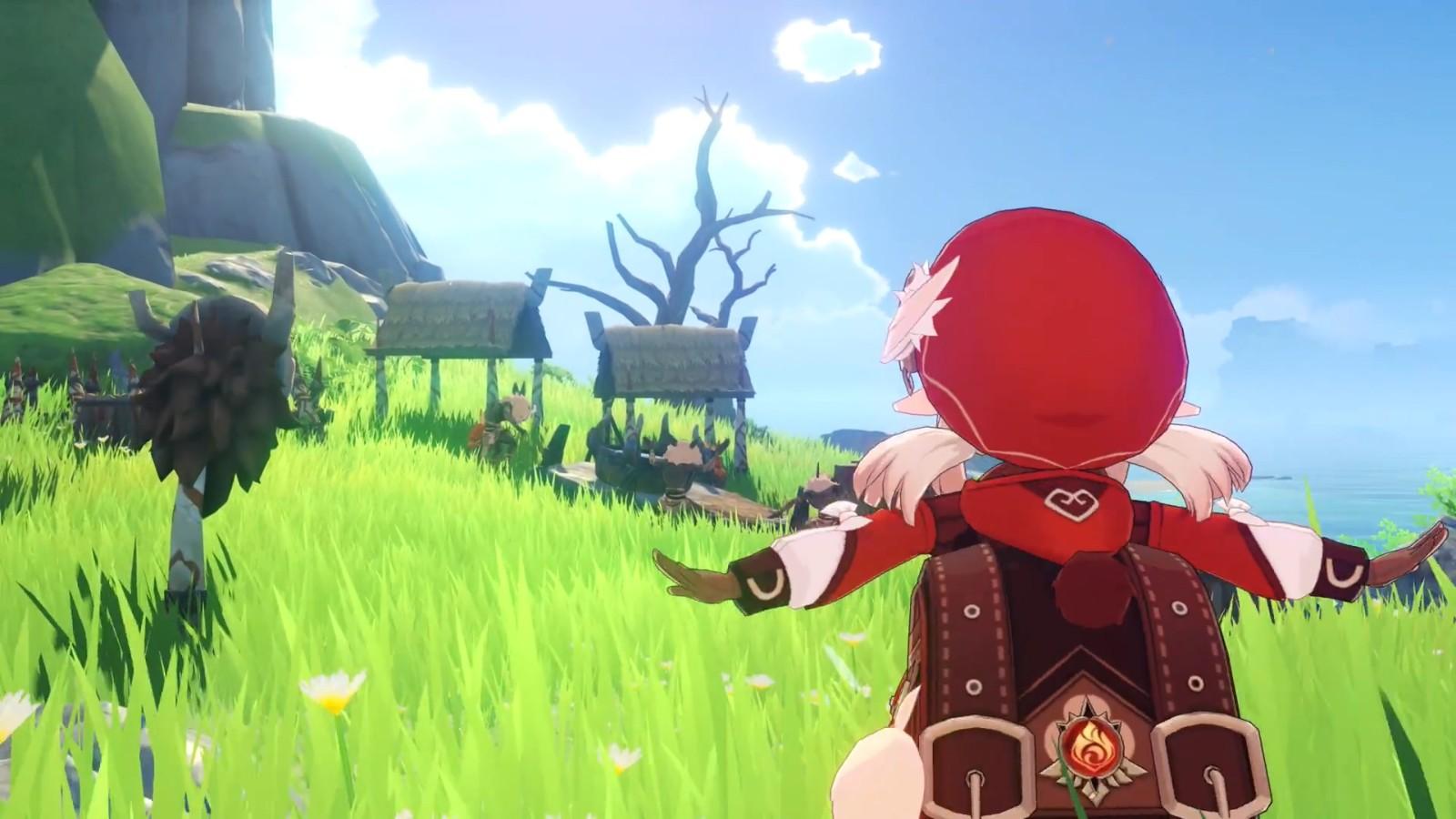 《原神》1.6版本PV公布:「盛夏!海岛?大冒险!」