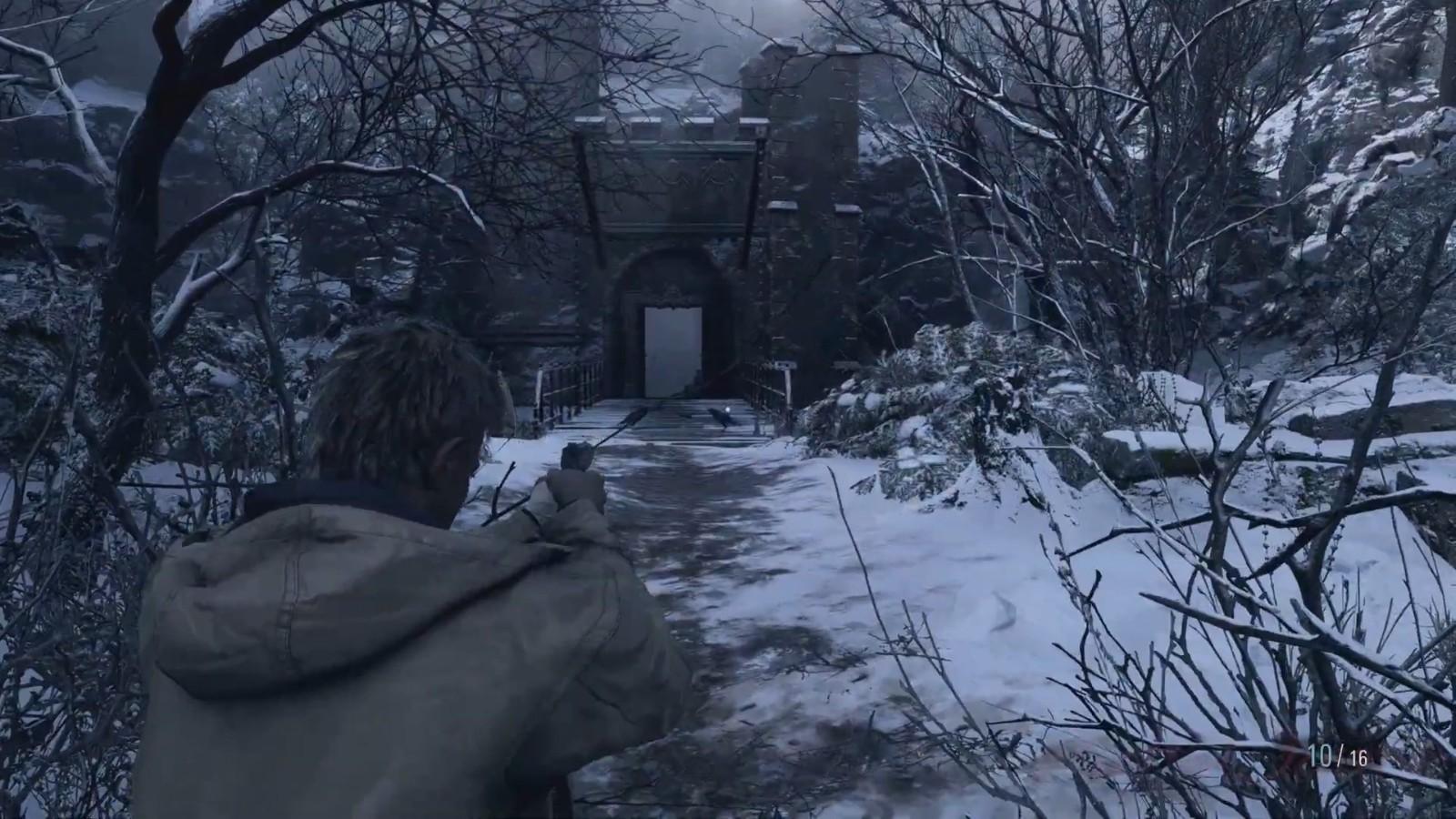 《生化危机8》第三人称mod发布 带来越肩式射击体验