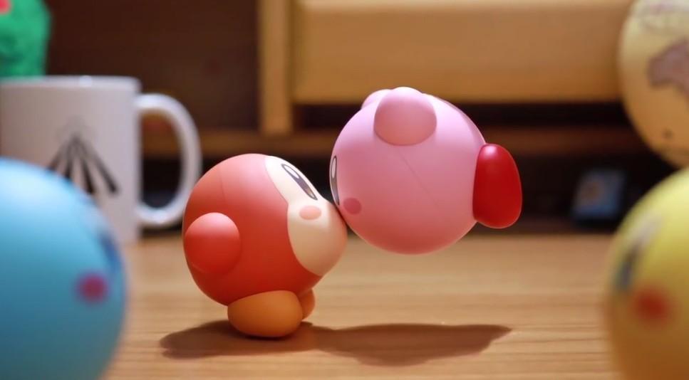 卡比收获爱情!日本定格动画高手创意新作公开