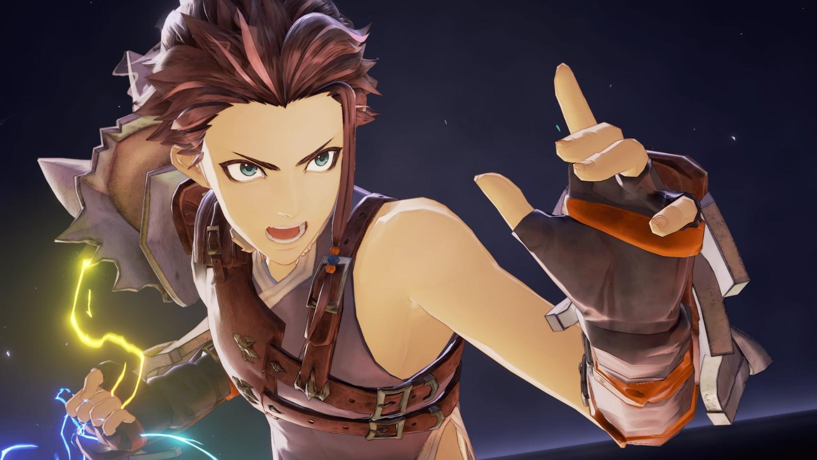 系列新作《破晓传说》秘奥义特技演示 9月10日多平台发售