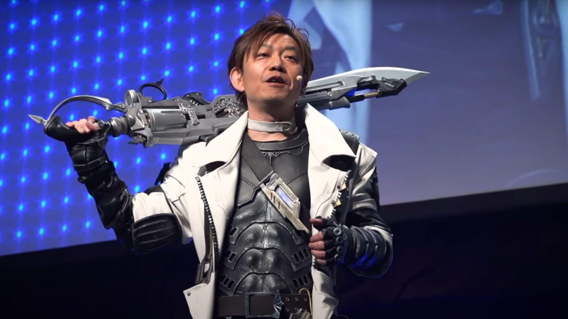 《最终幻想》制作人吉田直树:5G将终结家用游戏主机长久统治