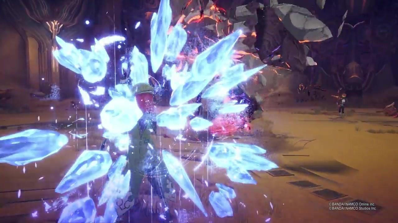 万代南梦宫新MMORPG《蓝色协议》开场动画预览