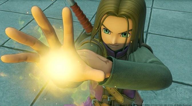 《勇者斗恶龙11S》PC版最新补丁已移除Denuvo