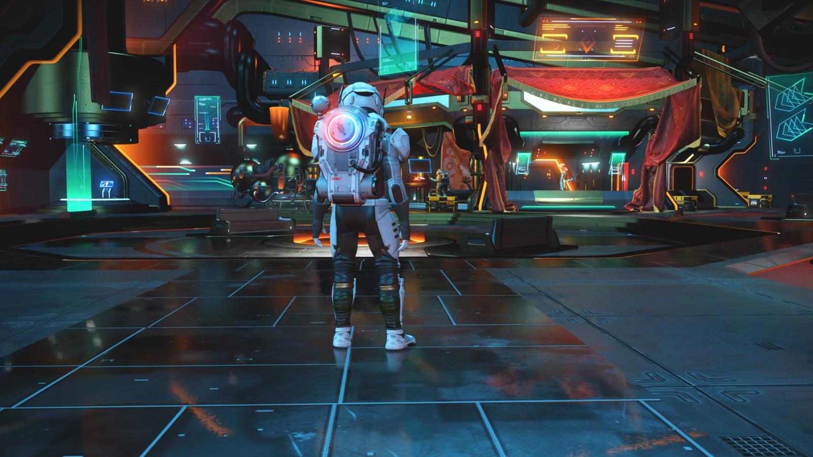 《无人深空》重大免费更新公布 视觉效果全面提升
