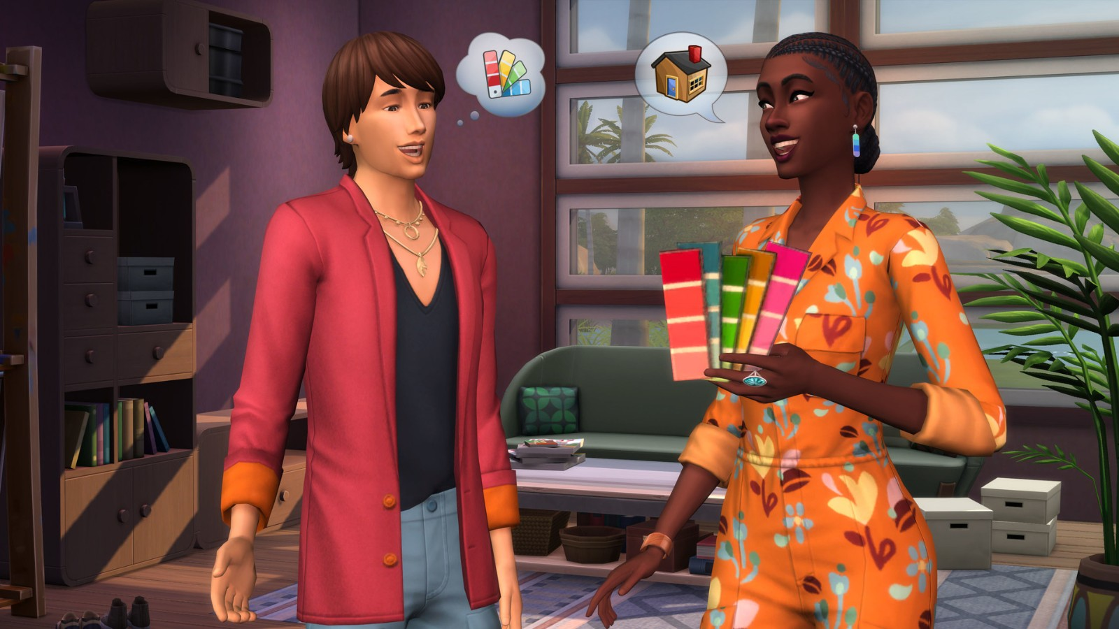 《模拟人生4》DLC梦想家装发布 国区售价118元