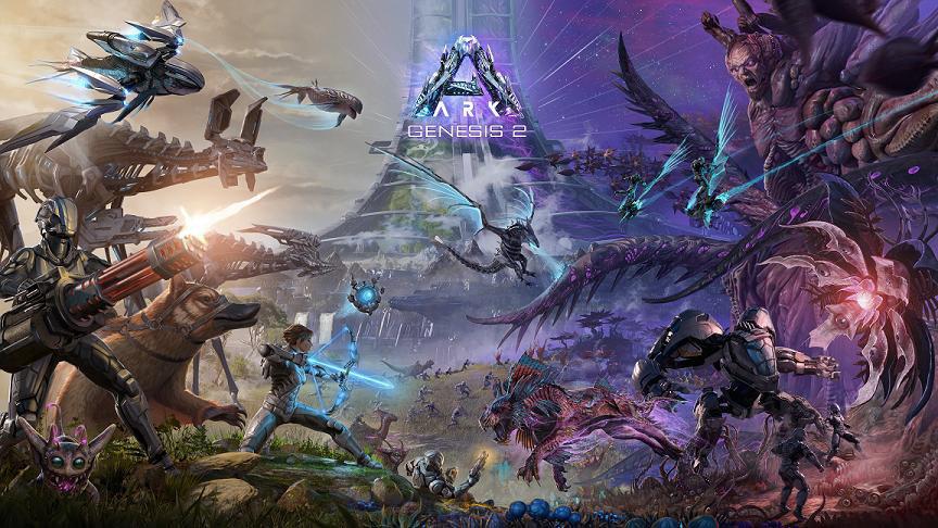 """《方舟:生存进化》终章DLC""""创世纪第二季""""今日正式发布"""