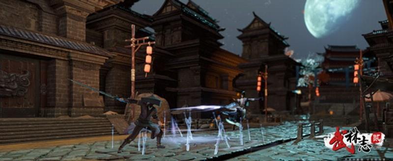 国产单机《武林志2》Demo于6月17日上线 真实武侠世界