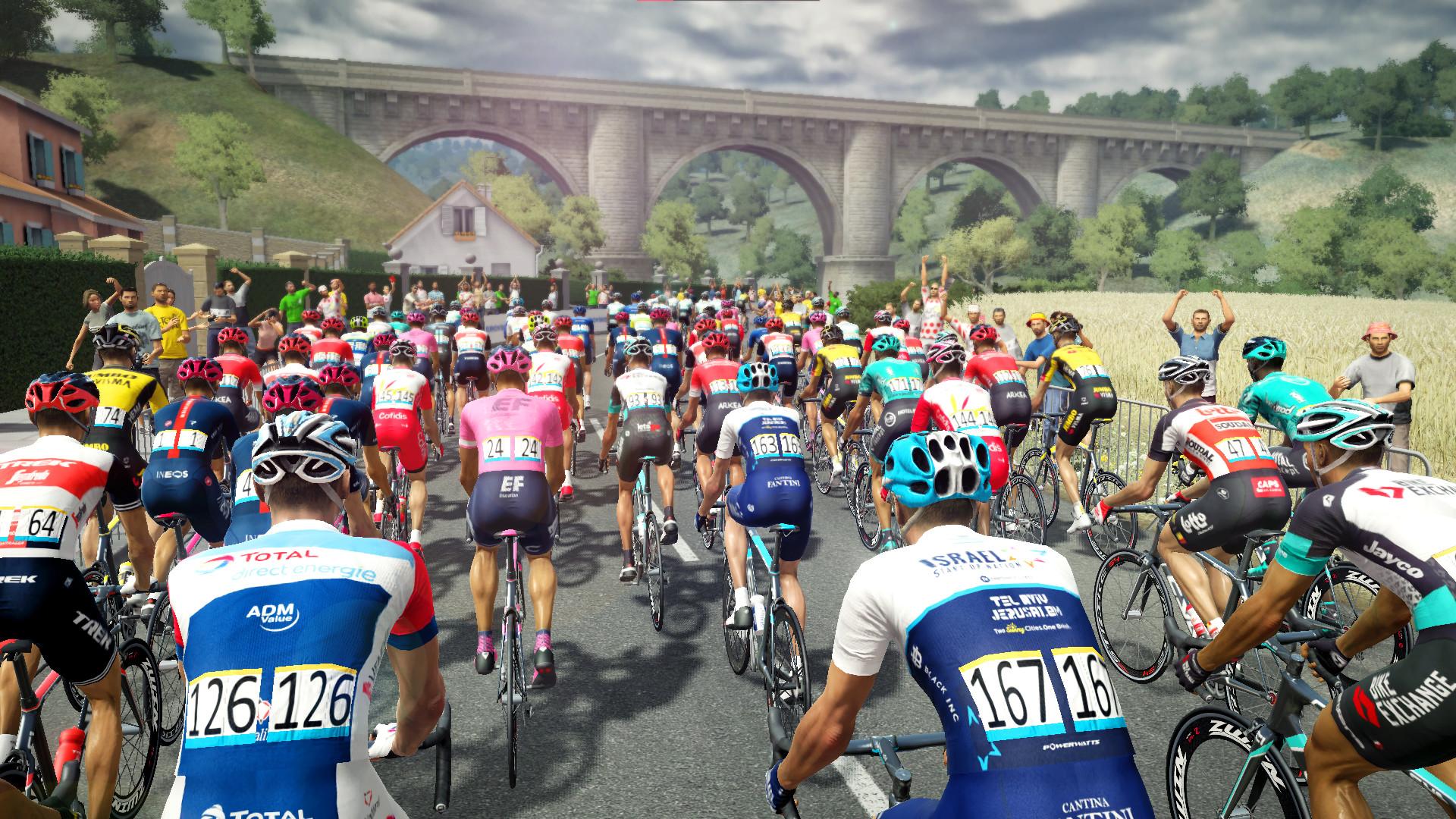 《环法自行车赛2021》、《职业自行车赛队经理2021》Steam今日发售 捆绑包定价348元