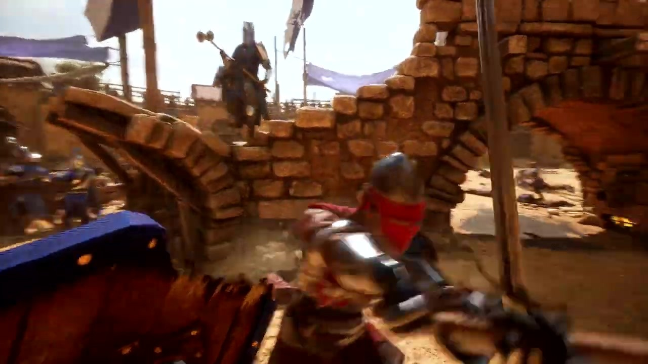 《骑士精神2》上市预告片公布 准备加入混沌之战