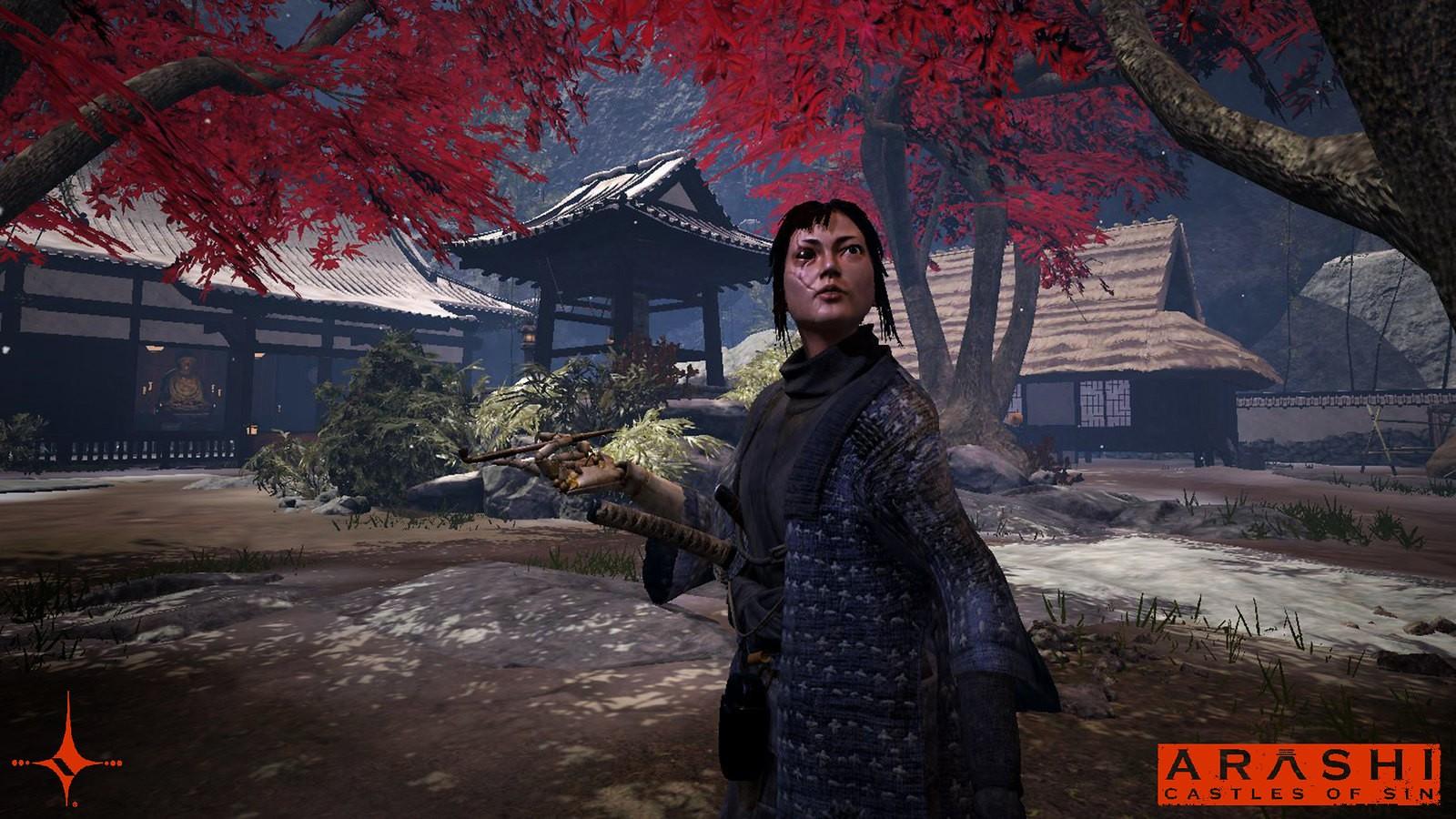开放世界忍者VR游戏《岚:罪恶之城》今夏登陆PSVR