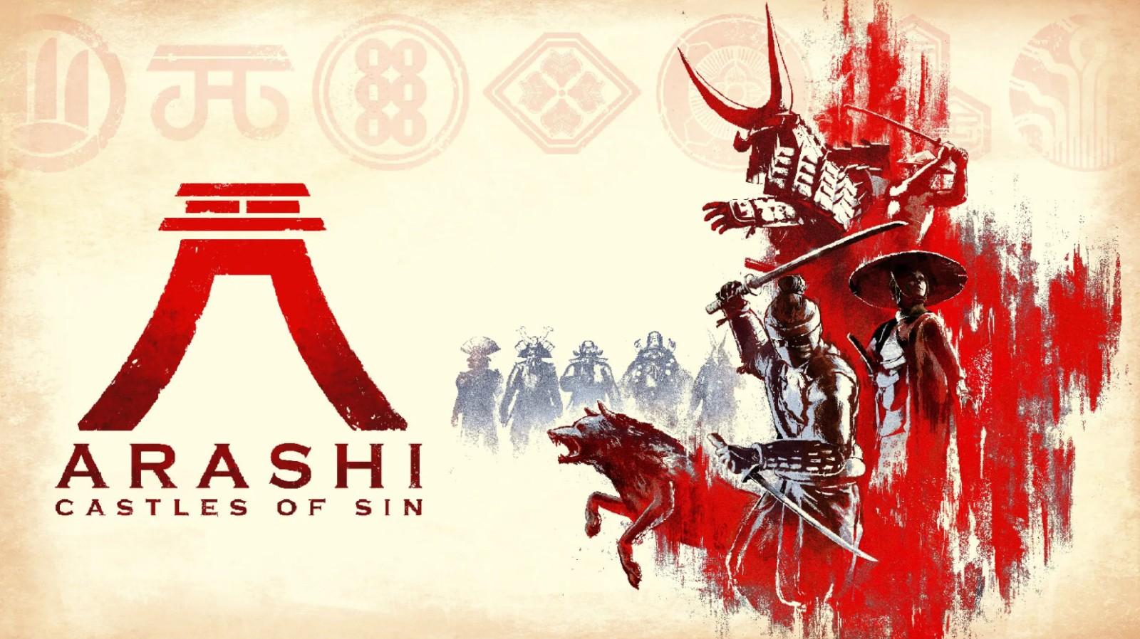 PSVR新作《岚:罪恶城堡》公布 扮演精英忍者