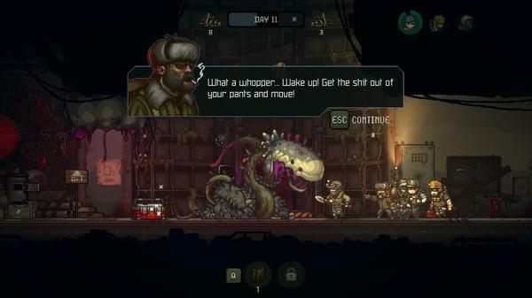 像素风策略游戏《誓死坚守》已登陆Steam 多半好评