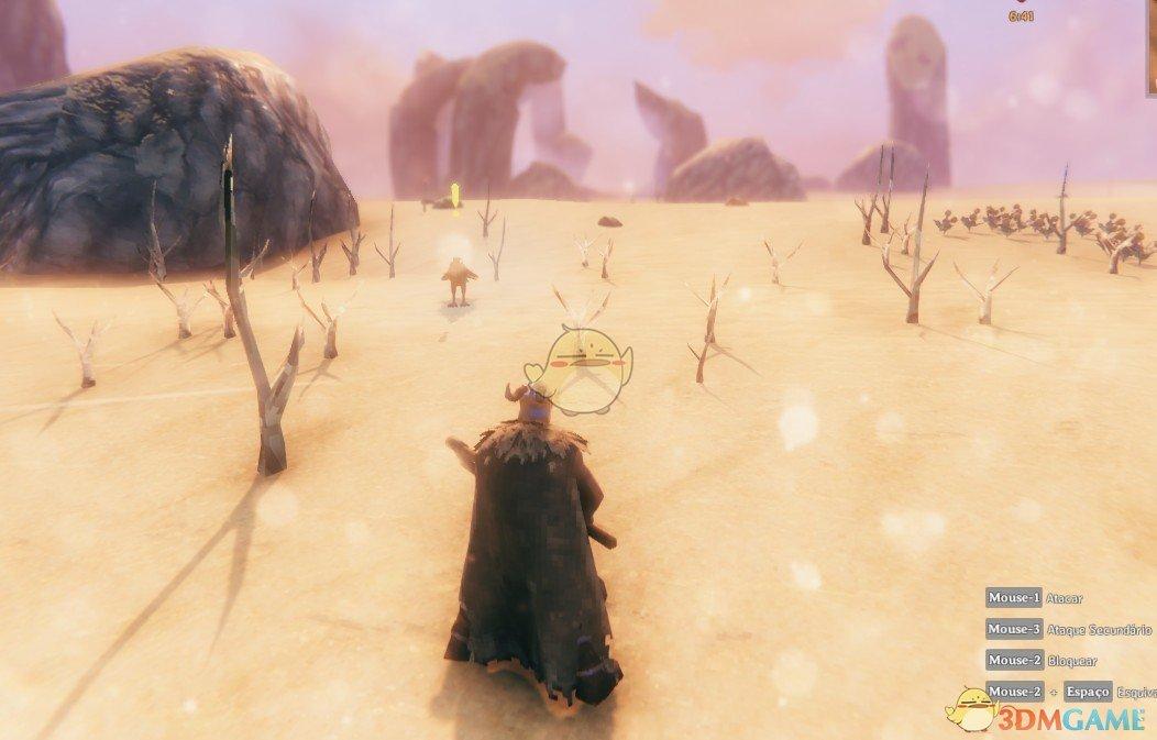 《Valheim:英灵神殿》沙漠纹理美化MOD