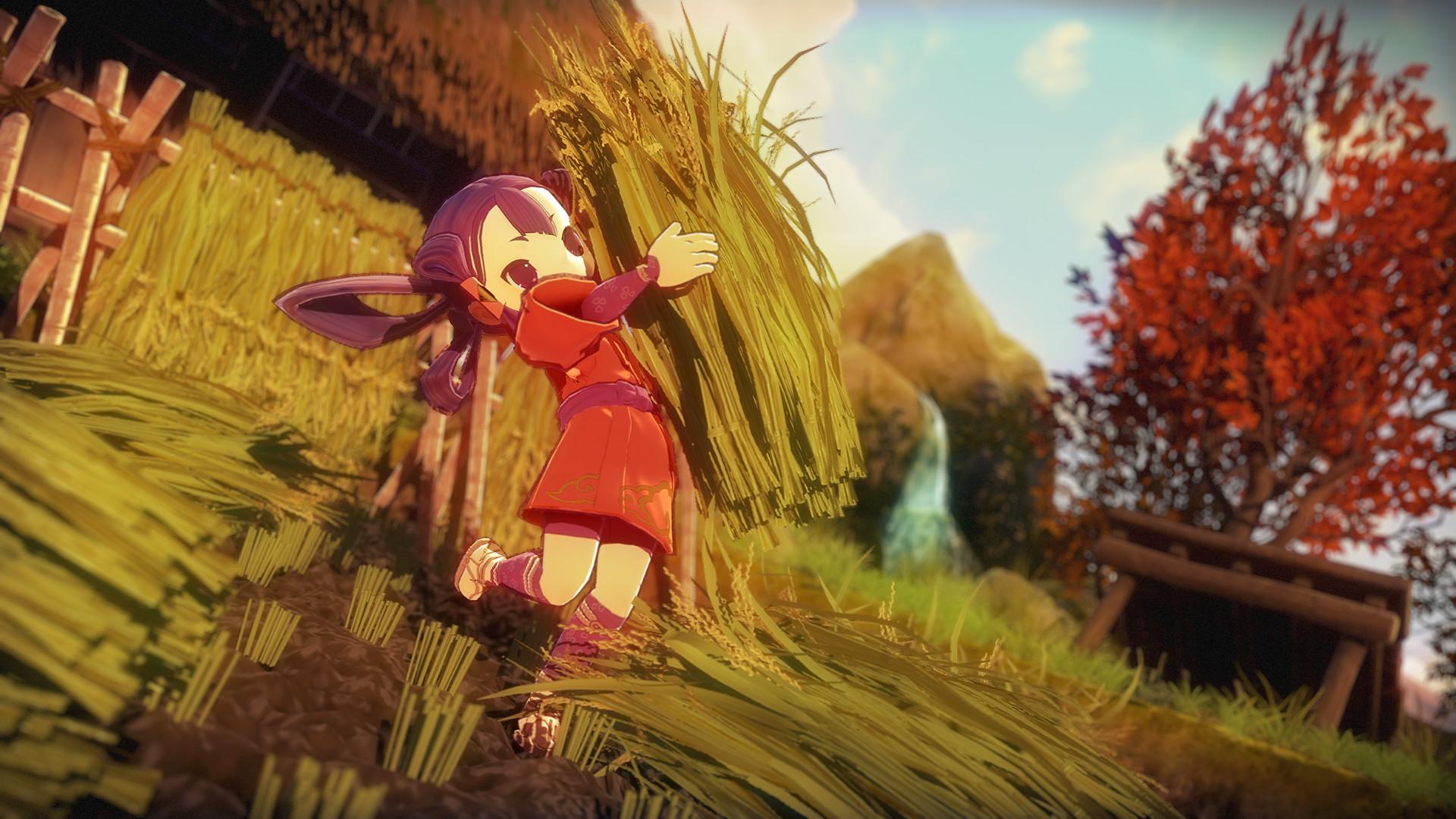 官方宣布《天穗之咲稻姬》全球累计出货量突破100万份