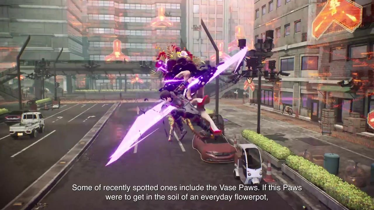 《绯红结优盈平台》9分钟摸索预报片宣布 多方位预览游戏
