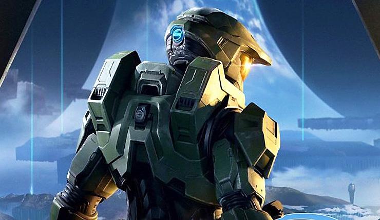 《光环:无限》E3传闻:画质升级 但还没达顶尖水准