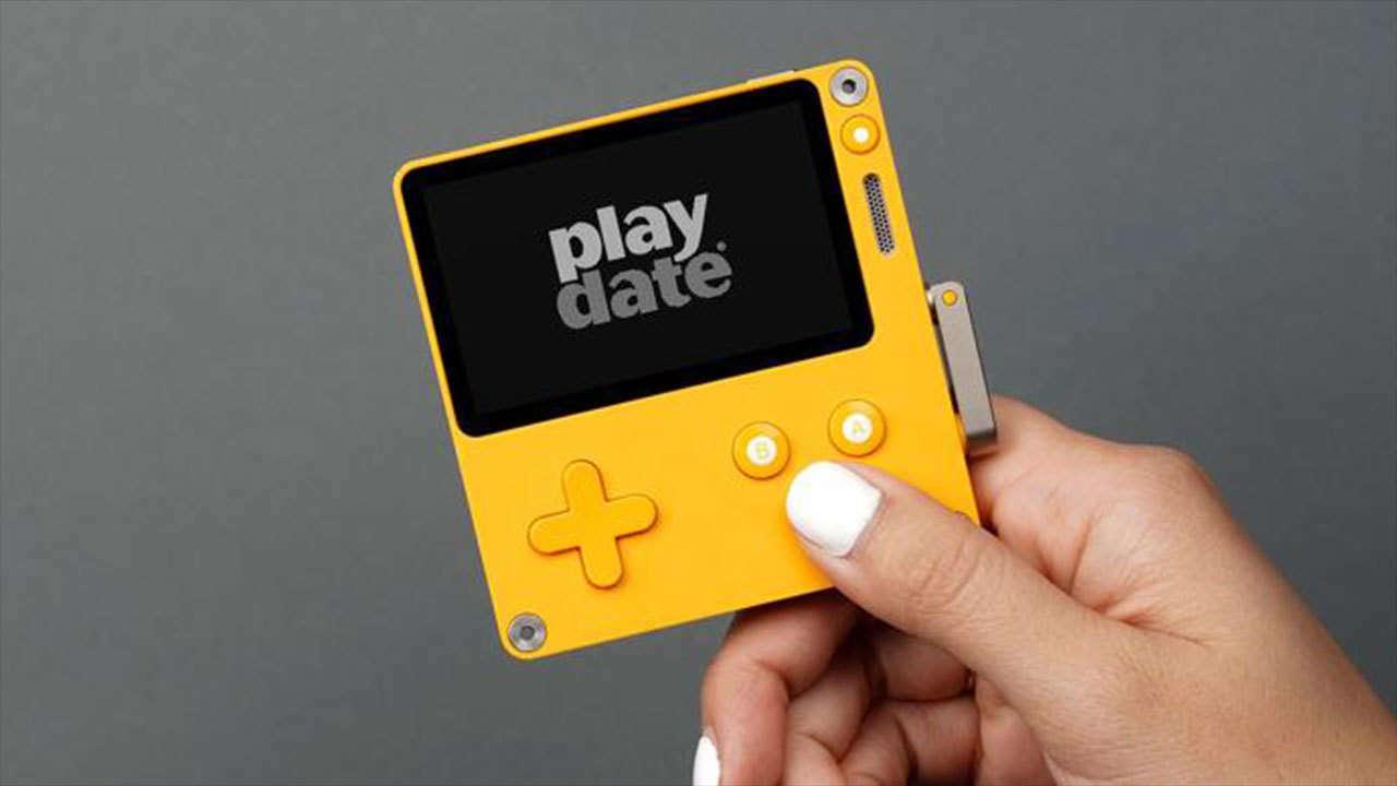 售价180美元的新掌机Playdate发布会6月9日零时举行