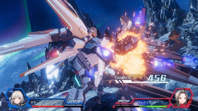 角川游戏SRPG新作《Relayer》首支中文宣传片公布