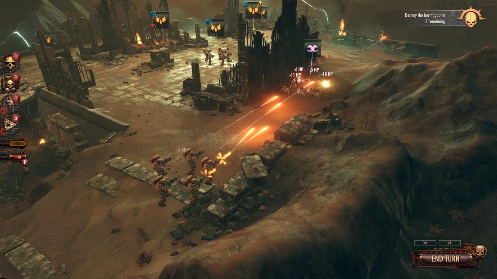 《战锤40K:战区》新实机预告 展示新单位战斗修女