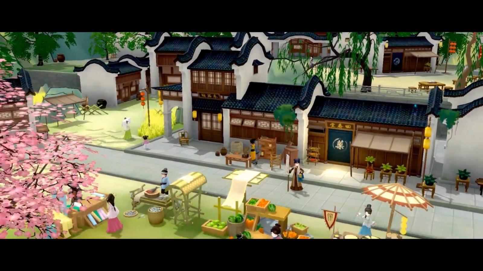 修仙生活RPG《一方灵田》新预告片 年内登陆Steam抢先体验
