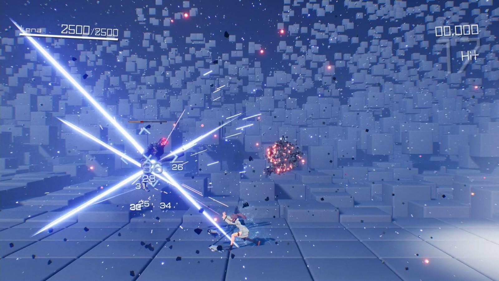 横版动作游戏《双腕的勇士》年内面向PC推出