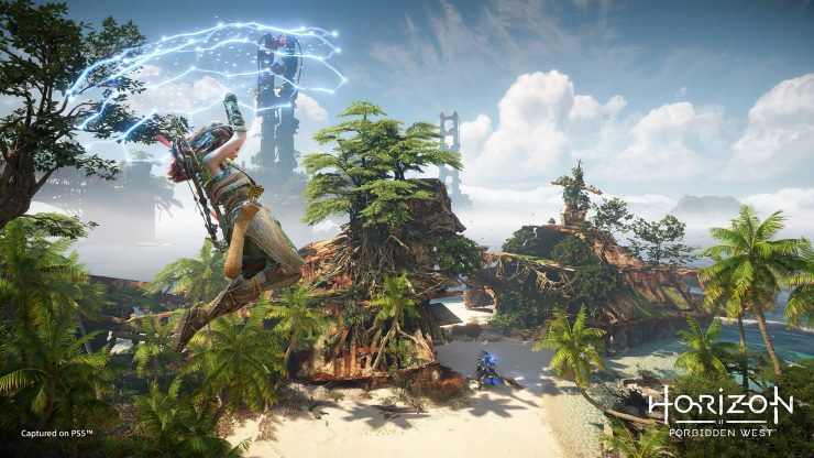 《地平线:西部禁域》有没有飞行?游戏总监不确认也不否认