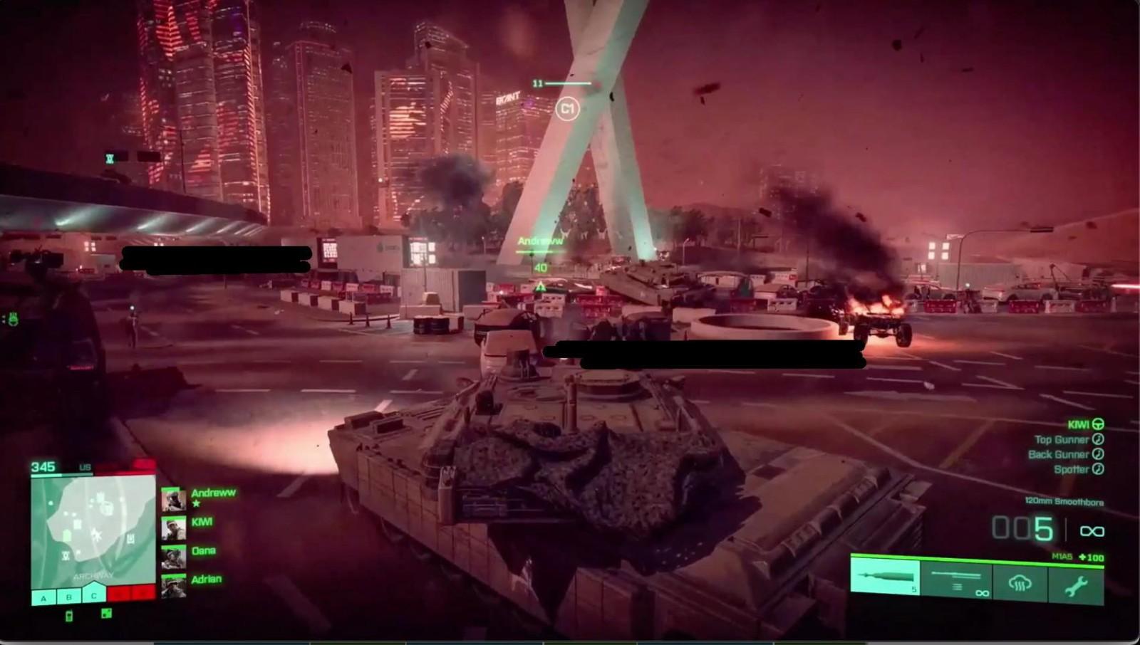 传新《战地》叫《战地2042》 B测本月晚些时候开始