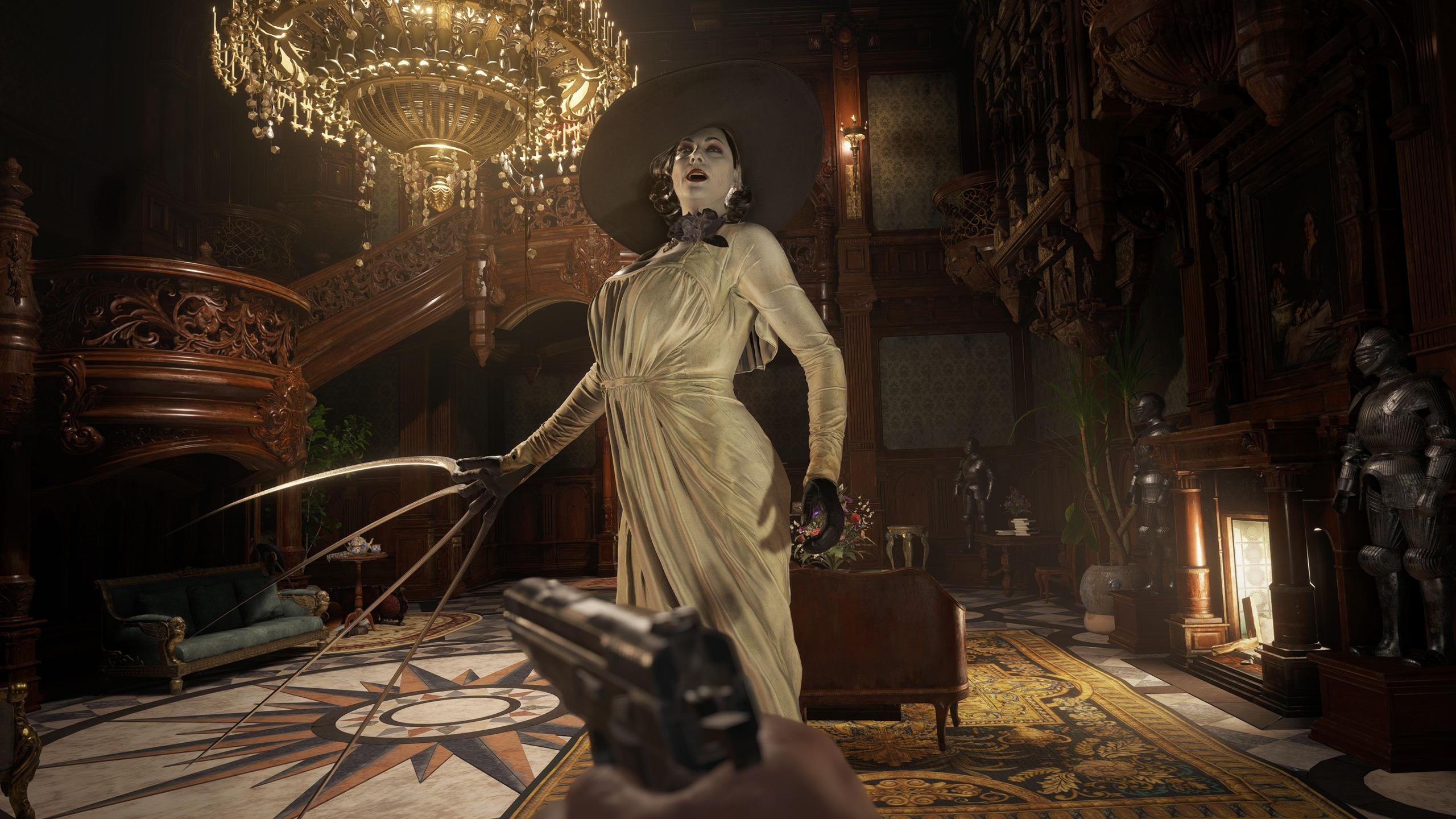 制作组太用心了 玩家发现《生化危机8》小细节