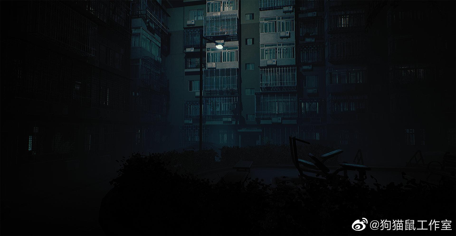 取材自鲁迅作品的国产恐怖游戏《人窟日记》新概念图