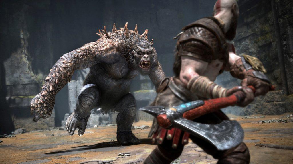《战神5》因跳票开发者被骂 游戏总监出面打抱不平