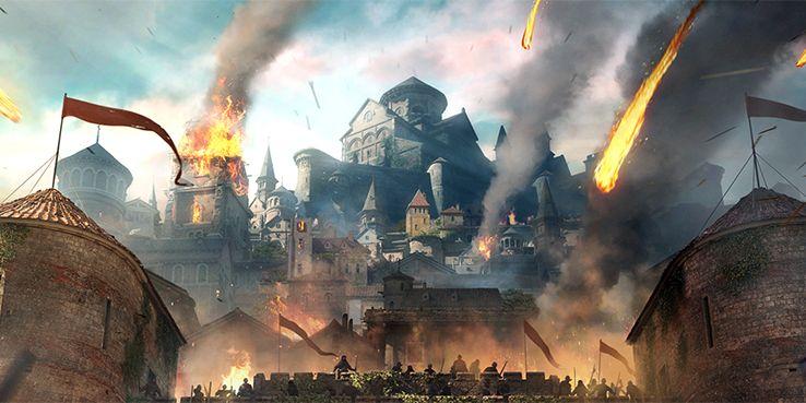 """《刺客信条:英灵殿》第二个DLC""""巴黎之围""""泄露"""