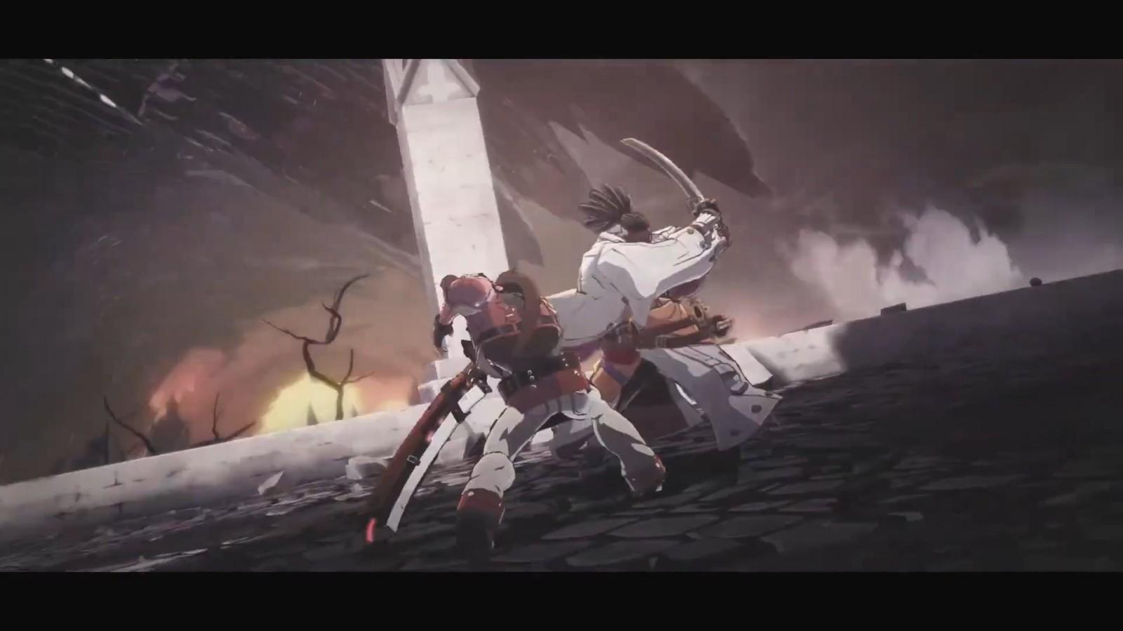 《罪恶装备:斗争》开场动画公布 6月11日发售