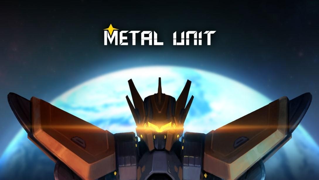 韩国Roguelite动作游戏《金属战士》6月登陆Switch