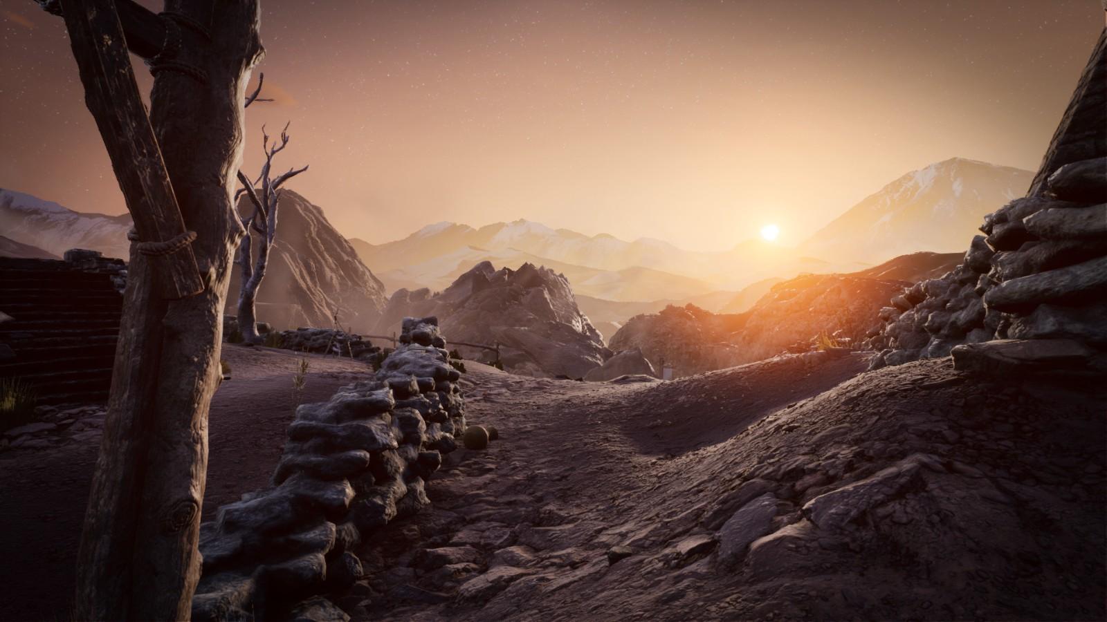 免费开放世界生存游戏《Arid》登陆Steam 获得特别好评